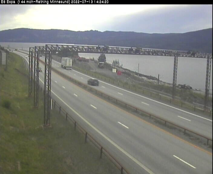 Webcam Skaberud, Stange, Hedmark, Norwegen