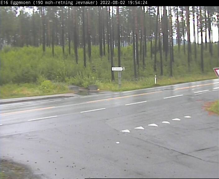 Webcam Eggemoen, Ringerike, Buskerud, Norwegen
