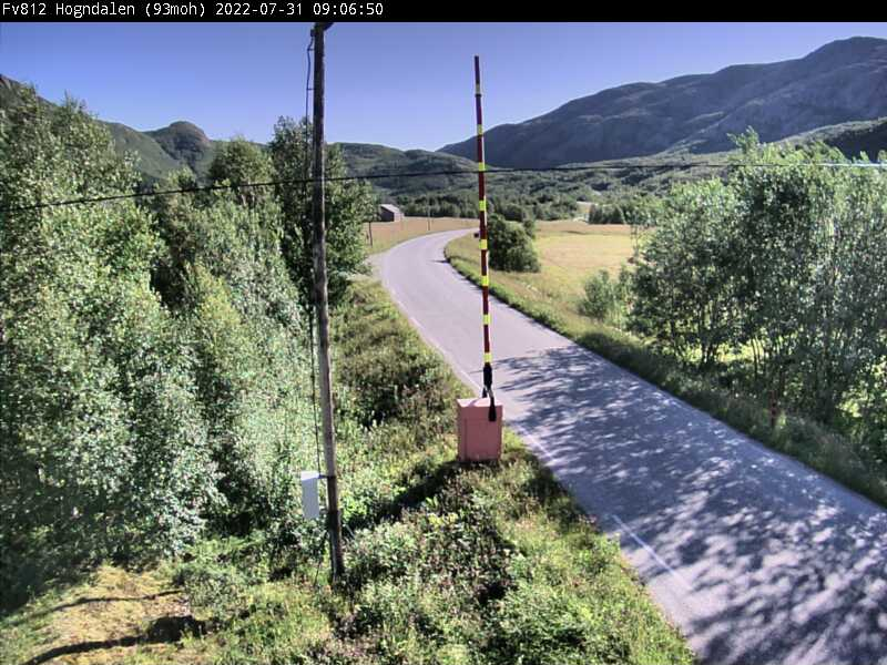 Hogndalen Weather Camera