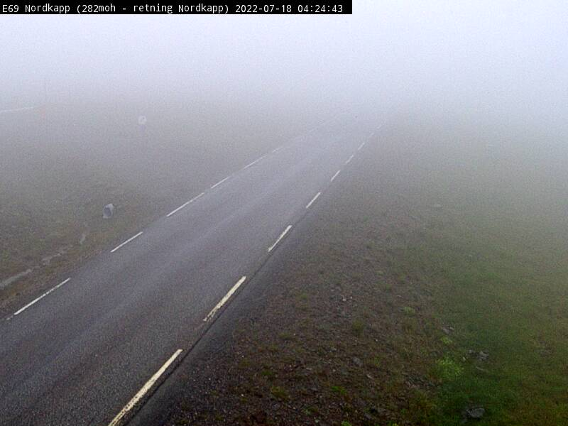 WebCam E69, 9768 Nordkapp